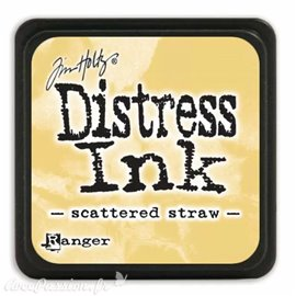 Encre distress mini Ranger Tim Holtz Scattered straw