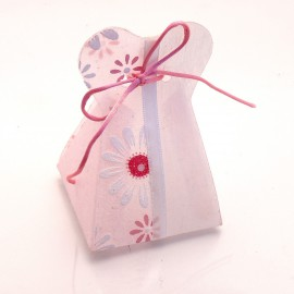 Feuilles créapop Hobbyfun gabarit boite cadeau dragée