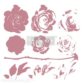 Tampons Redesign Clear Stamps