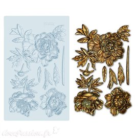 Moule Prima ReDesign en silicone flexible Wilderness Rose