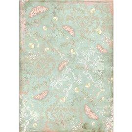 Papier de riz Stamperia 21x29,7cm Papillon