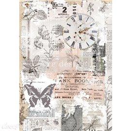 Papier de riz Redesign 41x29cm Herb's Memory