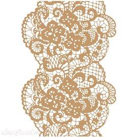 Pochoir décoratif Lace 20x30cm