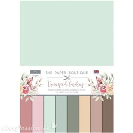 Papier scrapbooking A4 Paper Boutique collection unie