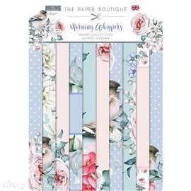 Papier scrapbooking Paper Boutique Morning whispers
