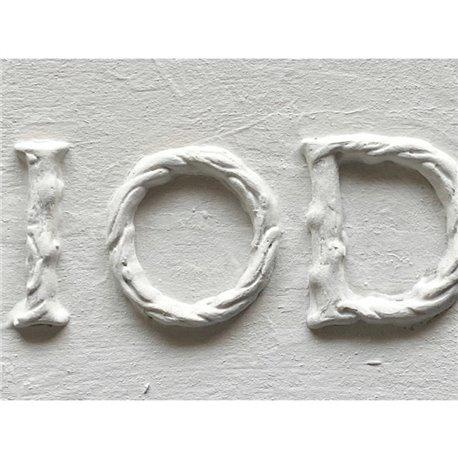Moule décoratif IOD en silicone Victoria