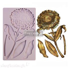 Moule ReDesign en silicone flexible Grandeur Flora
