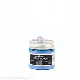 Peinture nacrée Art Alchemy blue violet Opal magic