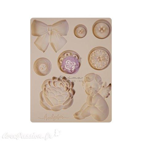 Moule silicone Prima magic love collection