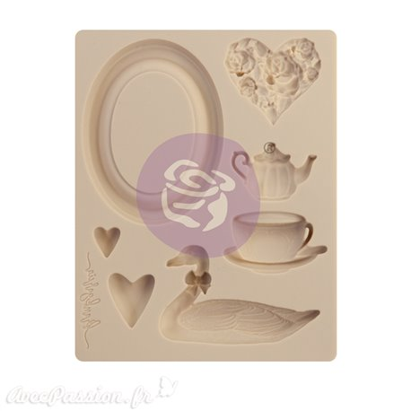 Moule silicone Prima with love collection