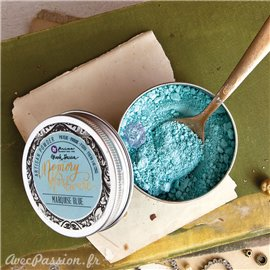 Poudre pigments marquise blue Memory Hardware 28gr