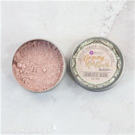 Poudre pigments charlotte blush Memory Hardware 28gr