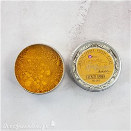 Poudre pigments french amber Memory Hardware 28gr