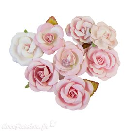 Fleurs Prima magic love collection pink dreams 8pcs 3,8cm