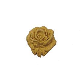 Moulure Woodubend Lot de cinq petites roses 4cm