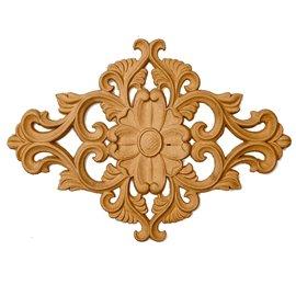 Moulure Woodubend Lot de 2 centres de table Grand Baroque 20.5x14cm