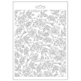 Moule souple soft mould Stamperia Atelier les fleures de Van Gogh