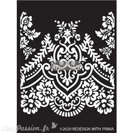 Pochoir décoratif Redesign Elegant Lace 22x33cm 0.8mm
