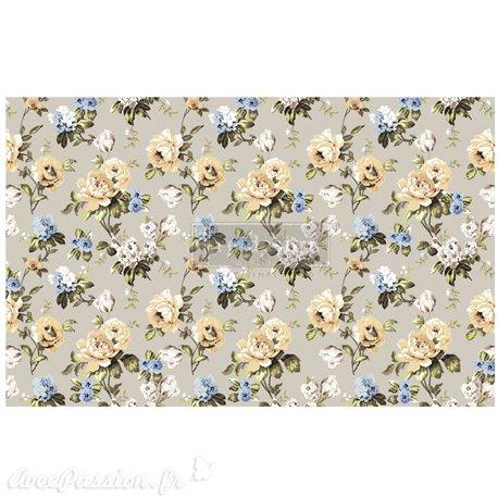 Papier de murier mulberry Redesign Blush Floral 48x76cm