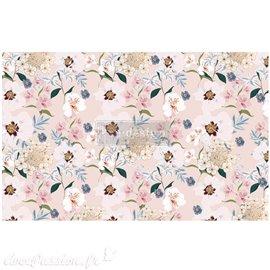 Papier de murier mulberry Redesign Olivia 48x76cm