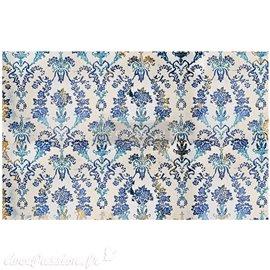 Papier de murier mulberry Redesign Lavender Fleur 48x76cm