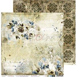 Papier scrapbooking réversible Craft O Clock 30x30 Lovely When You Smile - 02