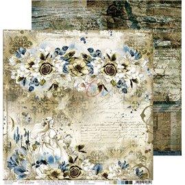 Papier scrapbooking réversible Craft O Clock 30x30 Lovely When You Smile - 03