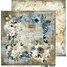 Papier scrapbooking réversible Craft O Clock 30x30 Lovely When You Smile - 06