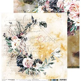 Papier scrapbooking réversible Craft O Clock 30x30 A Twinkle Of Sunrise - 02