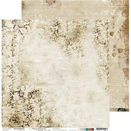 Papier scrapbooking réversible Craft O Clock 30x30 Fleeting Moments - 05