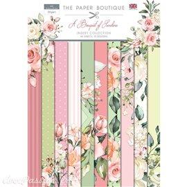 Papier scrapbooking Paper Boutique A4 a bouquet of sunshine collection 40fe