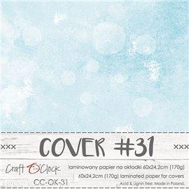 Couverture album scrapbooking Craft O Clock OK-31 60x24cm