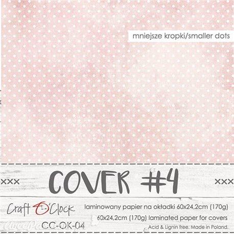 Couverture album scrapbooking Craft O Clock OK-04 60x24cm