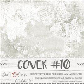 Couverture album scrapbooking Craft O Clock OK-10 60x24cm