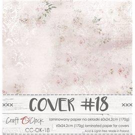 Couverture album scrapbooking Craft O Clock OK-18 60x24cm