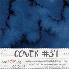 Couverture album scrapbooking Craft O Clock OK-39 60x24cm