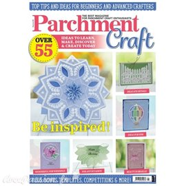 Parchment Craft magazine Pergamano mai juin 2021