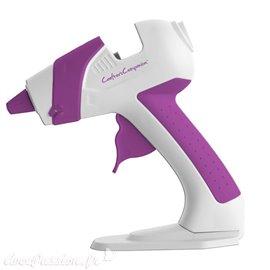 Pistolet à colle chaude électrique Crafter Companion