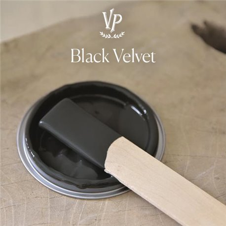 Peinture à la craie Vintage Paint Black Velvet