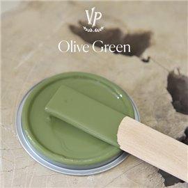 Peinture à la craie Vintage Paint Olive Green