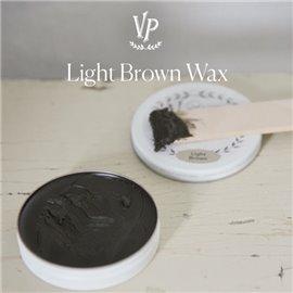 Cire Vintage Paint Marron Clair - Antique Wax Light Brown 35gr