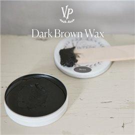 Cire Vintage Paint Marron Foncé - Antique Wax Dark Brown 35gr