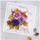 Dies découpe gaufrage Spellbinders Button and Daisy Chrysanthemum Etched Dies (S4-1074)