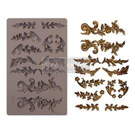 Moule ReDesign en silicone Delicate Flora