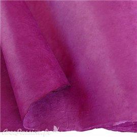 Papier népalais lokta lamaLi violet