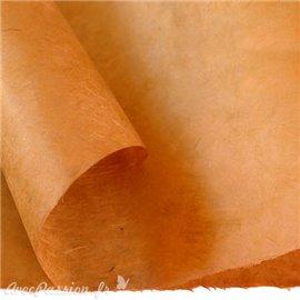 Papier népalais lokta lamaLi sable -