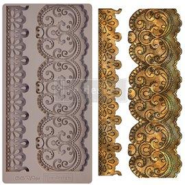 Moule ReDesign en silicone Border Lace - Collection Cece
