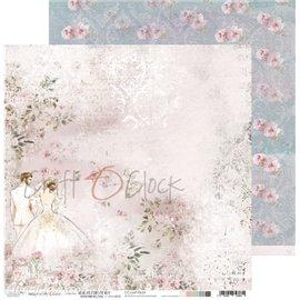 Papier scrapbooking Craft O Clock Love Me Forever 04 - 30x30 réversible