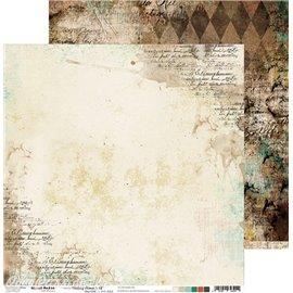 Papier scrapbooking Craft O Clock Fleeting Moments 03 - 30x30 réversible