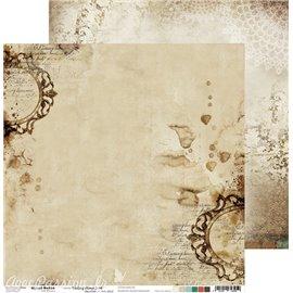 Papier scrapbooking Craft O Clock Fleeting Moments 04 - 30x30 réversible